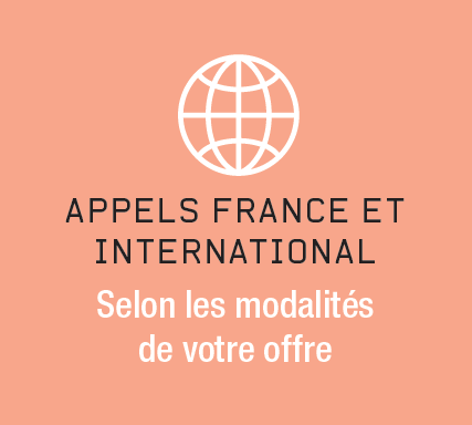 Appels France et international