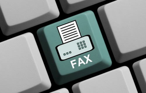 Fax-to-mail