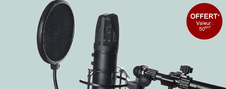 Message vocal offert